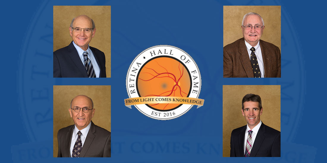 Retina Associates of Cleveland Hall of Fame Docs